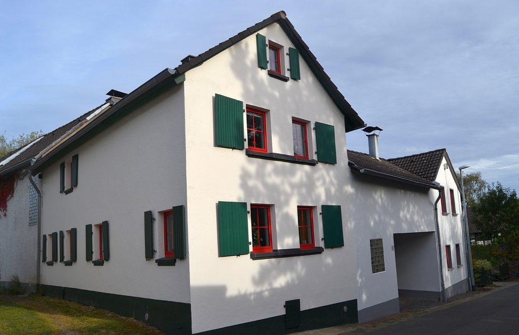 Das Ferienhaus in der Eifel